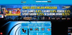 Agen slot online terpercaya dan terbaik di Indonesia Tahun 2020