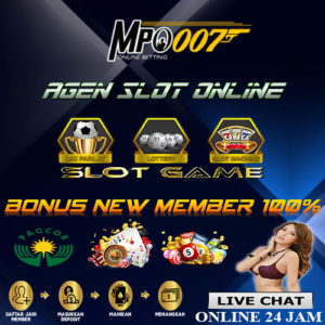 Bonus slot online terbesar
