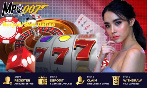Berjudi Slot Online
